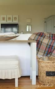 Sofa Table Diy The Easiest Diy Reclaimed Wood Sofa Table City Farmhouse