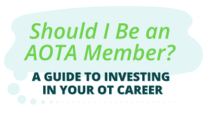 Nbcot Ceu Chart Should I Be An Aota Member A Guide To Investing In Your Ot