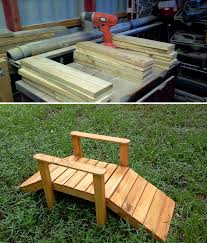 pallet outdoor bench diy. Is That A Pallet Swimming Pool? 24 DIY Outdoor Furniture Creations And Big Builds Bench Diy