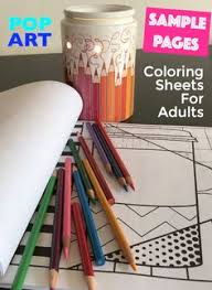 Small Picture FREE Adult Pop Art Coloring Pages Top 10 reasons why adults need