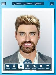 Hairstyle Simulator App hairstyle pro try on hair styles men and women on the app store 2035 by stevesalt.us
