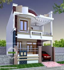 Small Picture Contemporary India House Plan 2185 Sqft Indian Home Decor Indian
