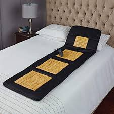 Massage Pad For Bed Back Amazoncom The Any Surface Full Body Massage Pad Amazoncom Pad Health Personal
