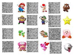 Animal Crossing Happy Home Designer Qr Codes Paths Qr Code Animal Crossing New Leaf Mario Hd Wallpapers
