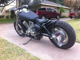 2003 honda shadow 750 bobber bike gallery