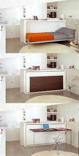fold down beds for small spaces | cool space saving ideas for ...