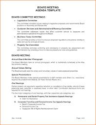 Sample Board Meeting Agenda 24 Board Meeting Agenda Template Divorce Document 5