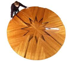 fascinating expanding round tables the table to end all capstan design extending dining uk