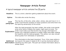 example of a newspaper article 9 article writing examples for students pdf doc examples