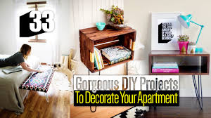 33 DIY Apartment Decor Ideas  YouTube
