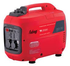 Купить бензиновый инверторный <b>генератор Fubag TI 2000</b> ...