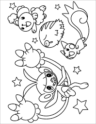 Pokemon has brought us many strange and unusual characters that kids love to color. Pokemon Coloring Pages 30 Free Printable Jpg Pdf Format Download Free Premium Templates