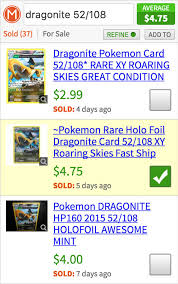 Pokemon Card Value Chart Free Price Guide For Pokemon Card Values Cardmavin