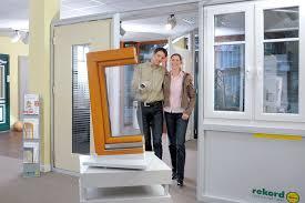 Kunststofffenster Von Rekord Höchste Qualität Sicherheit Energie