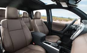 Toyota Tacoma Interior - Best Accessories Home 2017