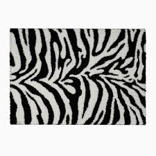 black and white area rug awesome rugnur bella zebra print amp of rugs contemporary graphics photos maxy home animal geometric space fluffy throw blue