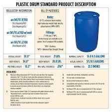 55 Gallon Drum Inches To Gallons Chart Augason Farms Water Storage Barrel 55 Gallon Drum Walmart Com