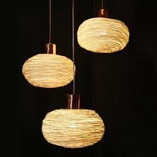 rattan pendant lighting. grouping rattan pendant lighting