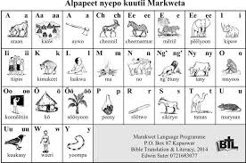 Alphabet Chart Black And White Alphabet Chart Marakwet Website
