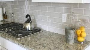 How To Grout Tile Backsplash Interesting Design