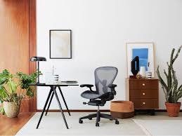 Aeron Office Chair Size Chart Chair Used As Is Herman Miller Aeron Chair Smart Buy Office