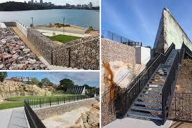 Ballast Point Park Ballast Point Park Construction Project Sydney Landscape