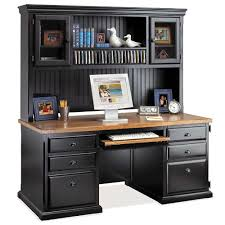 home office desk and hutch. Brilliant Home Office Computer Desk With Hutch Desks Tips To Finding And