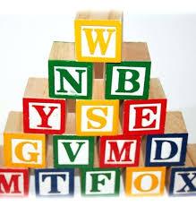 block letters wooden by shower alphabet blocks lettered x home decor