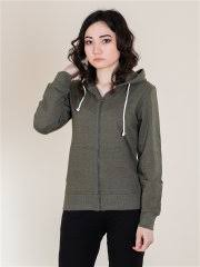 <b>Толстовка Ladies</b> Hoody <b>URBAN CLASSICS</b> 12452959 в интернет ...