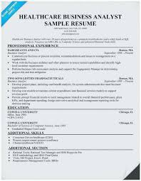 Business Analyst Resume Sample Classy Junior Business Analyst Sample Resume Outstanding Business Analyst