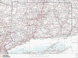 connecticut state parks map