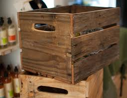 Inspirational Wine Crate Wood Crate Made Along With zoom Plus Reclaimed  Wood By Reformedwood Toger