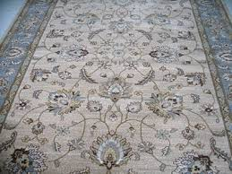 brand new perfect traditional beige colour wool rug measuring 1 8m x 1 2m 6 x 4 ft this has been made in egypt and is based on an afghan ziegler design