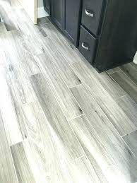 plank tile flooring grey wood plank tile plank tile flooring newly installed gray weathered wood within