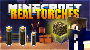 Minecraft 1 12 2 Dynamic Lights Realistic Torches Mod 1 12 2 1 11 2 Real Time Dynamic