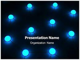 Network Technology 3D Presentation Template
