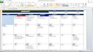 excel bill bill payment calendar exceltemplate net