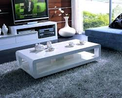 contemporary white coffee table coffee table modern white lacquer coffee table white lacquer end round white