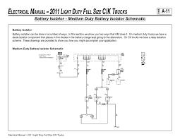 2011 gmc sierra 2011 gmc yukon upfitting wisconsin electrical