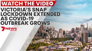 The lockdown extension applies to millions in greater melbourne, with looser restrictions for regional victoria from midnight thursday. Victoria S Snap Lockdown Extended As Covid Outbreak Grows Daniel Andrews Confirms 7news