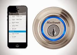 smart front door locks11 Innovative and Smart Door Locks  Part 2