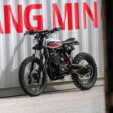 honda xr600r french style bike exif