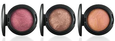 stylelab fashion beauty mac makeup collection semi precious mineralize blush