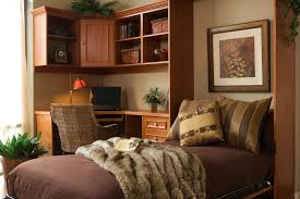 wall bed office. home office by day guest room night wall bed f