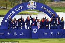 Ryder Cup Seating Chart Ryder Cup Ratings Molinari Leads The Way For Europe As