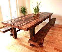 real wood kitchen table rustic kitchen tables bench also tropical rustic kitchen tables table with pottery