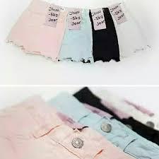 Korea Chuu 5kg Jeans Skirt Vol 35