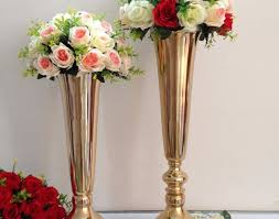 Flower Display Stands Wholesale Vase Font Wedding Centerpiece Table Decoration Flower Vase 61