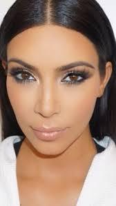 kim kardashian west makeup july 2016