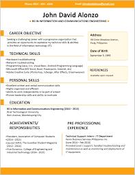 Best Create A Resume Online Free 9315 Free Resume Ideas